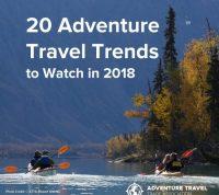 20 Adventure Trends to Watch in 2018