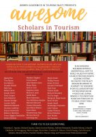 Tourism Scholars Recognized