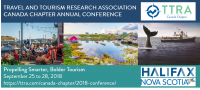 TTRA Canada Announces Pre-Conference Workshop on Data Visualization Tools